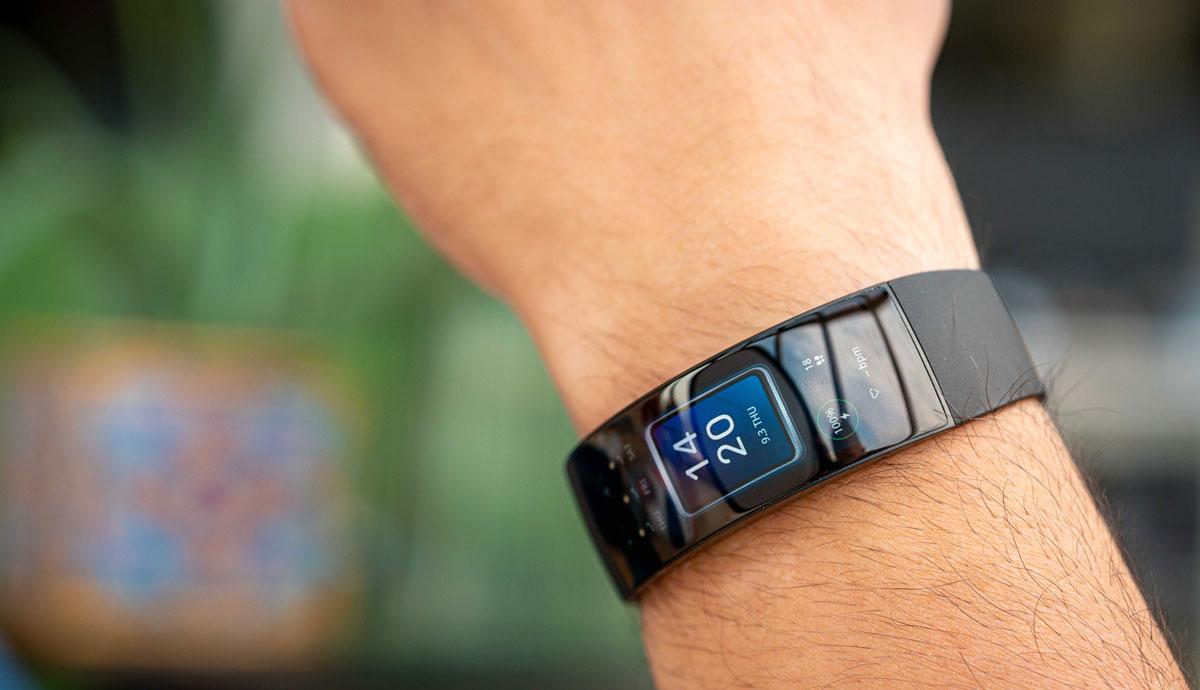 معرفی دستبند هوشمند Amazfit X