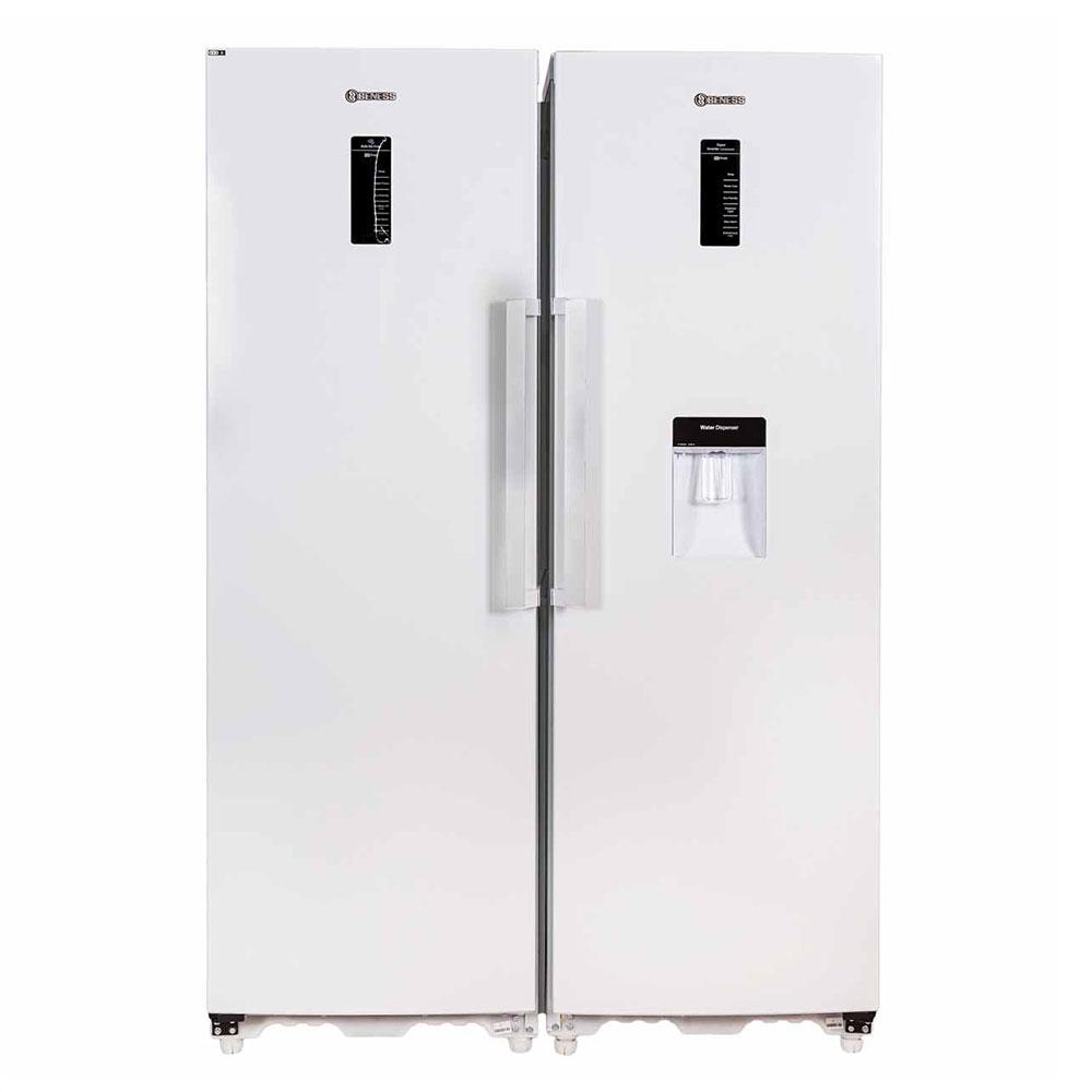 یخچال و فریزر دوقلو بنس مدل D5i