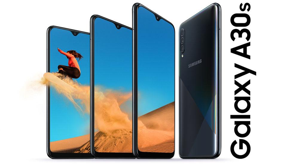 گوشی Samsung Galaxy A30s