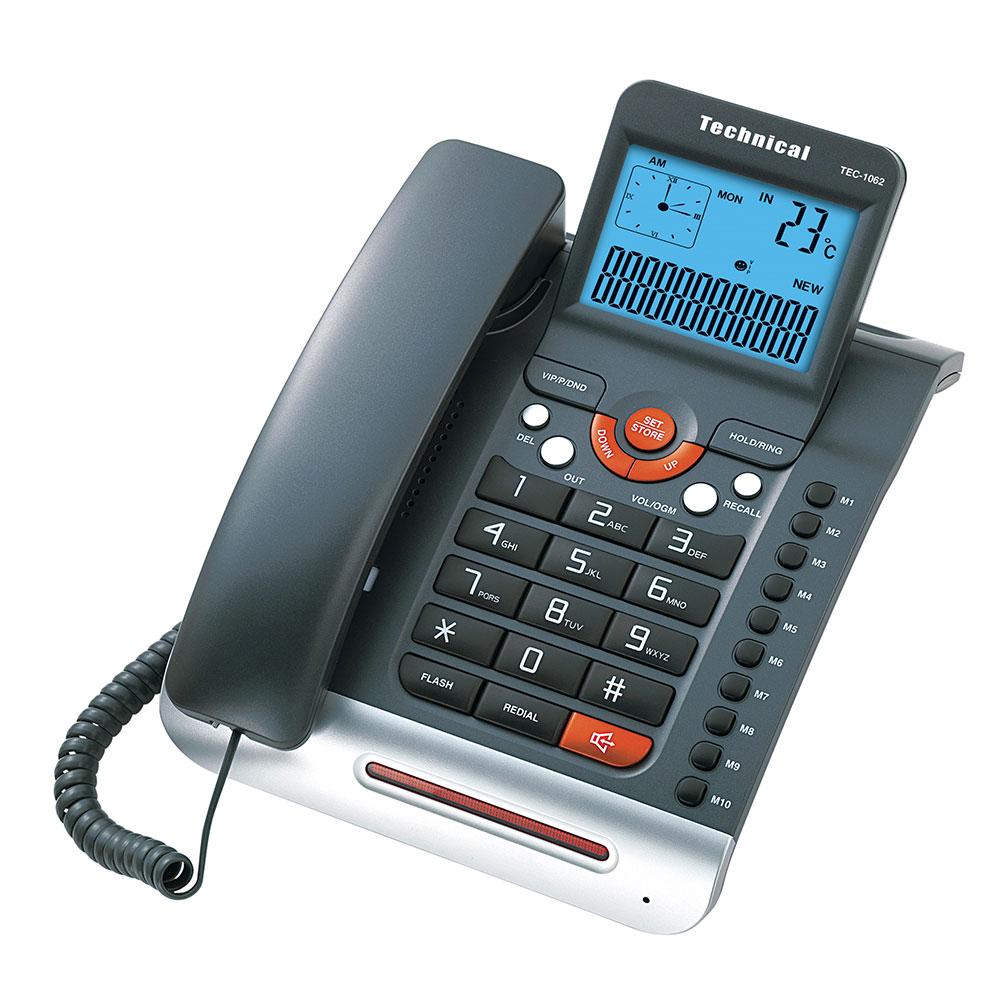 تلفن تکنیکال مدل TEC-1062