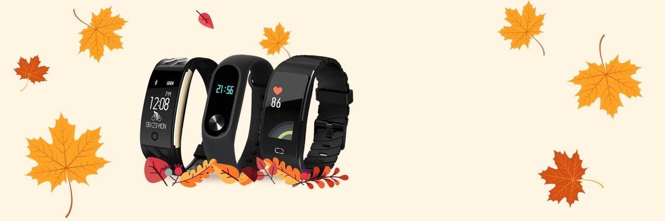 تخفیف پاییزه فروشگاه دونلی-دستبند هوشمند