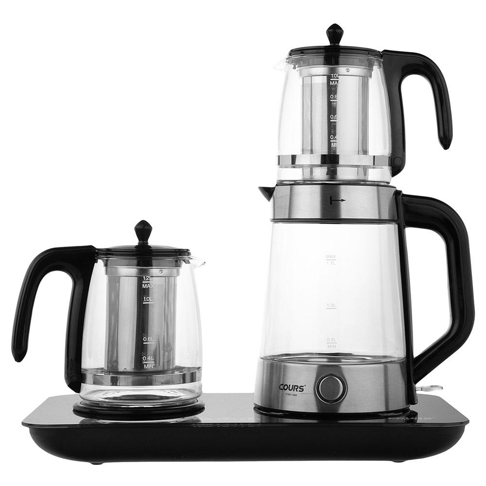 چای و قهوه ساز کورس مدل CTM 1569
