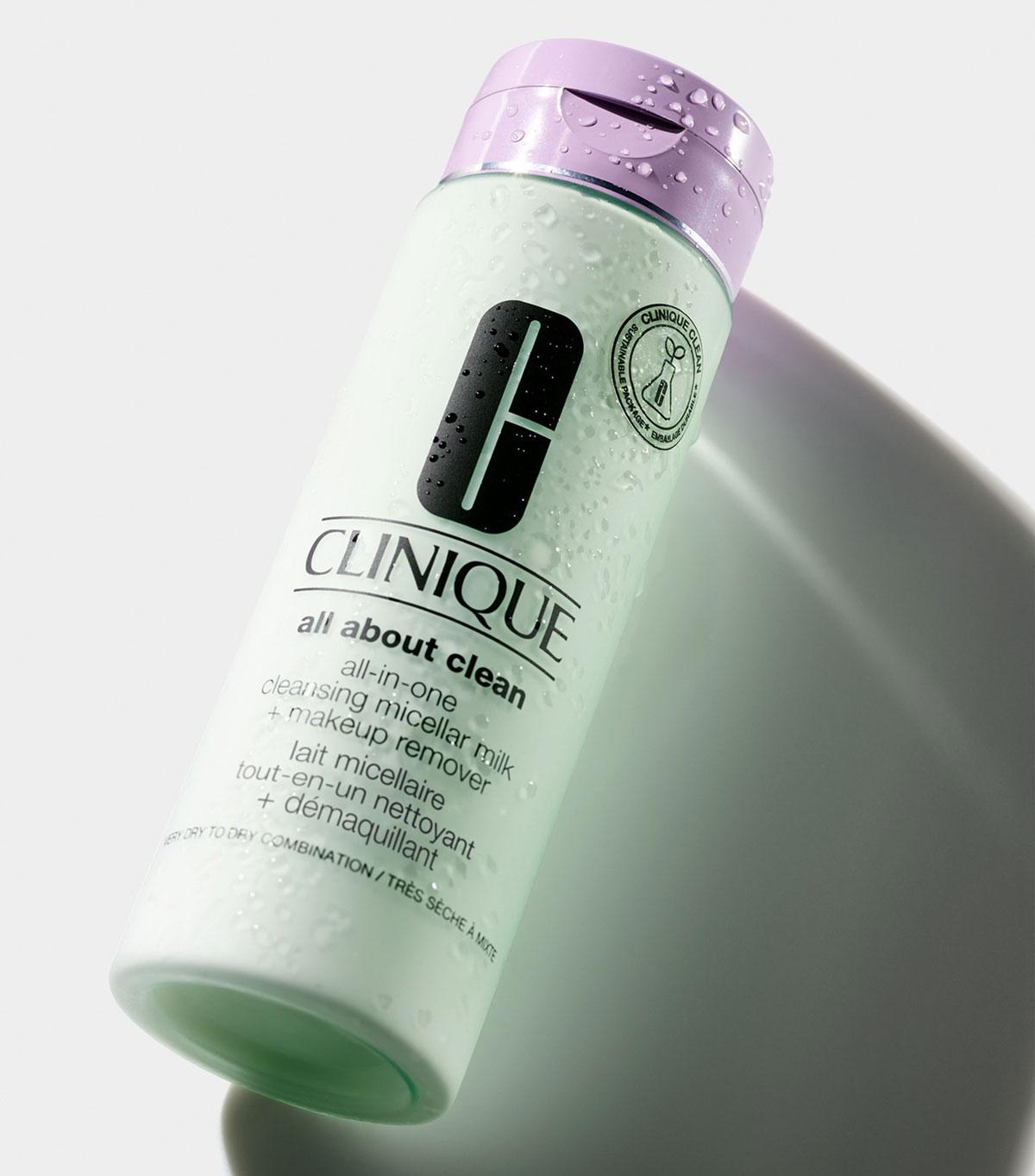 صابون مایع شستشوی صورت کلینیک – خشک مختلط
